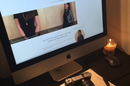 Serata da blogger