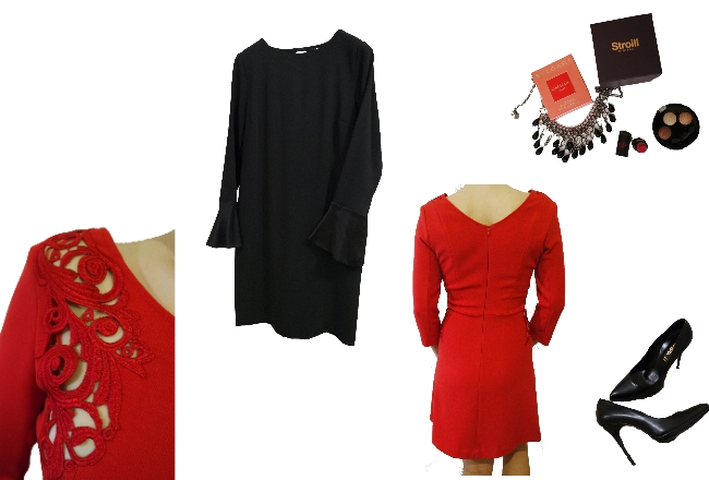 Outfit per San Valentino 2016 - thumb