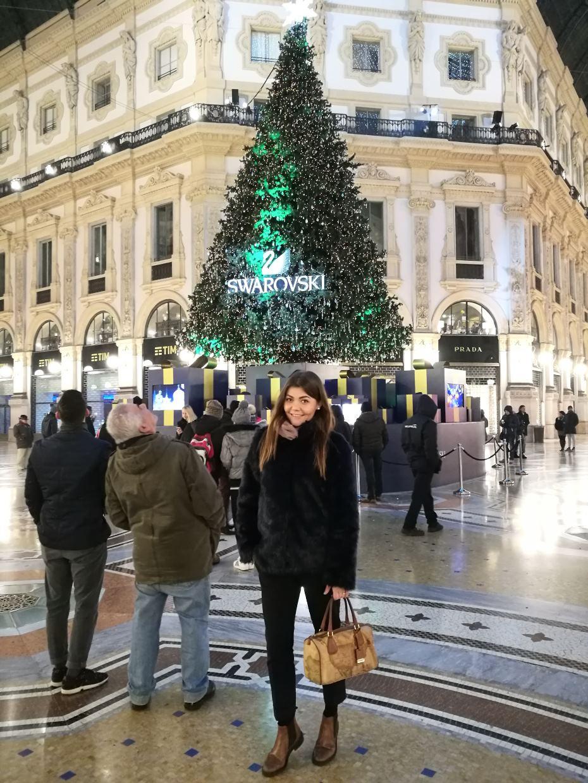 Le luci di Milano a Natale, ed una grande novità