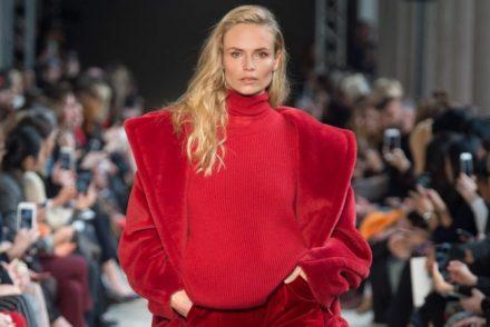 Max Mara cappotto rosso